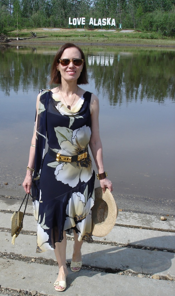fashion over 40 vacation outfit