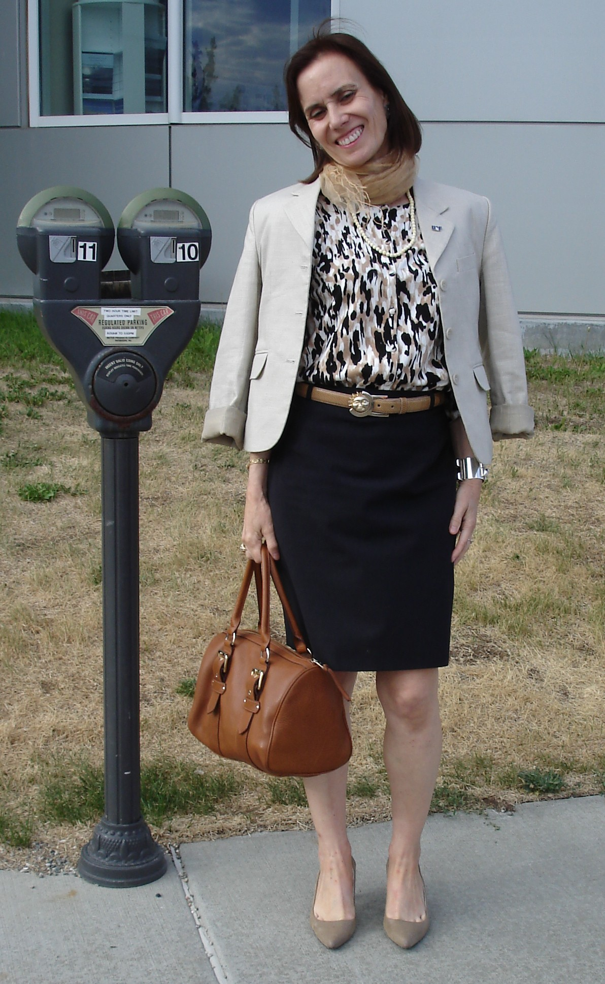 #over40 Interview outfit |High Latitude Style | http://www.highlatitudestyle.com