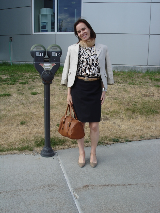 #over40 work outfit for over 40 | High Latitude Style | http://www.highlatitudestyle.com