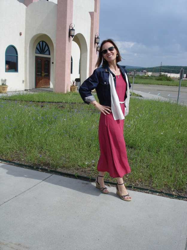 fashionover40 Summer look