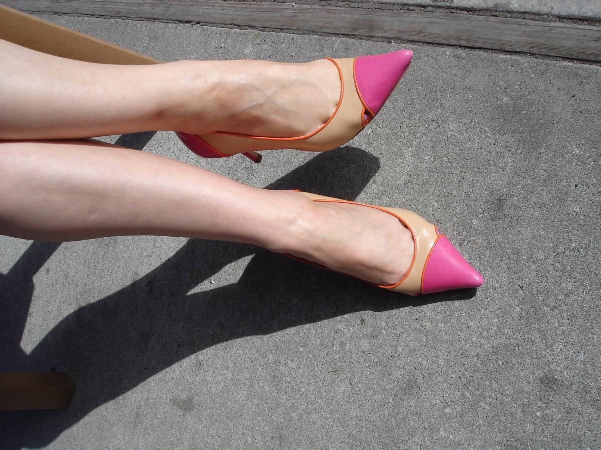 #fashionover40 reasons to love heels