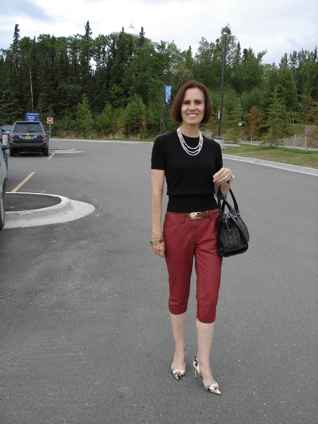 #over40 American Jackie O. like classic outfit | High Latitude Style | http://www.highlatitudestyle.com