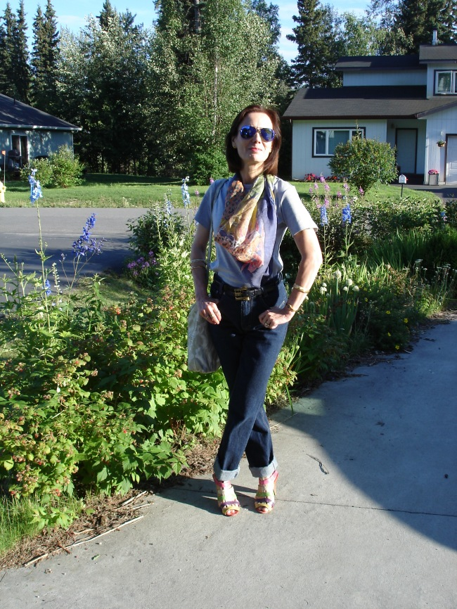 #over40 weekend look for over 40 | High Latitude Style | http://www.highlatitudestyle.com