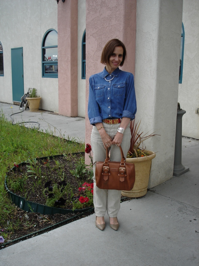#over40 Casual Friday look for over 40| High Latitude Style | http://www.highlatitudestyle.com