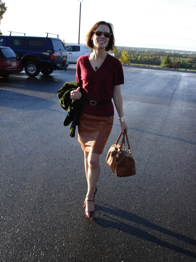 #over40 Fall look for the office | High Latitude Style | http://www.highlatitudestyle.com