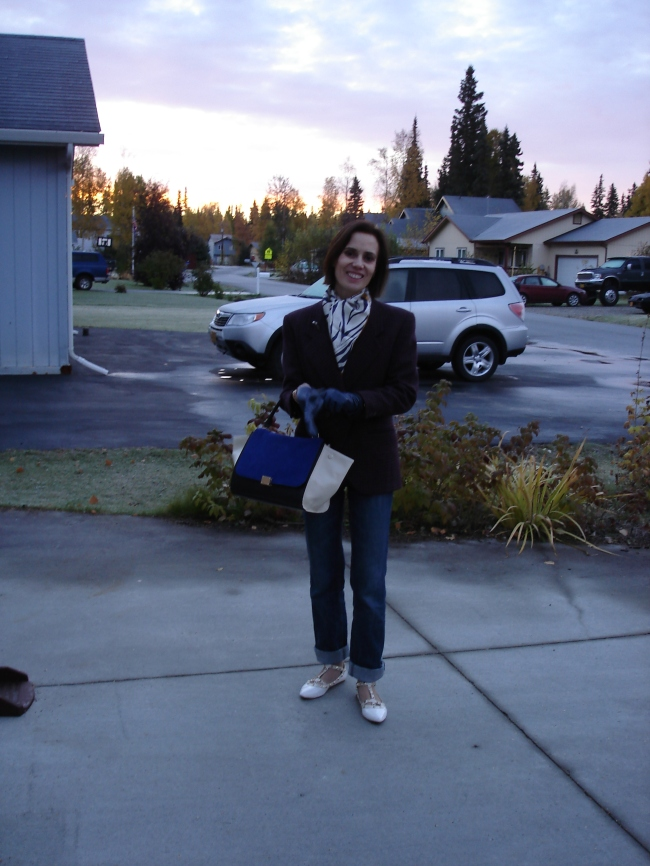 #over40  Fall look for over 40 | High Latitude Style | http://www.highlatitudestyle.com
