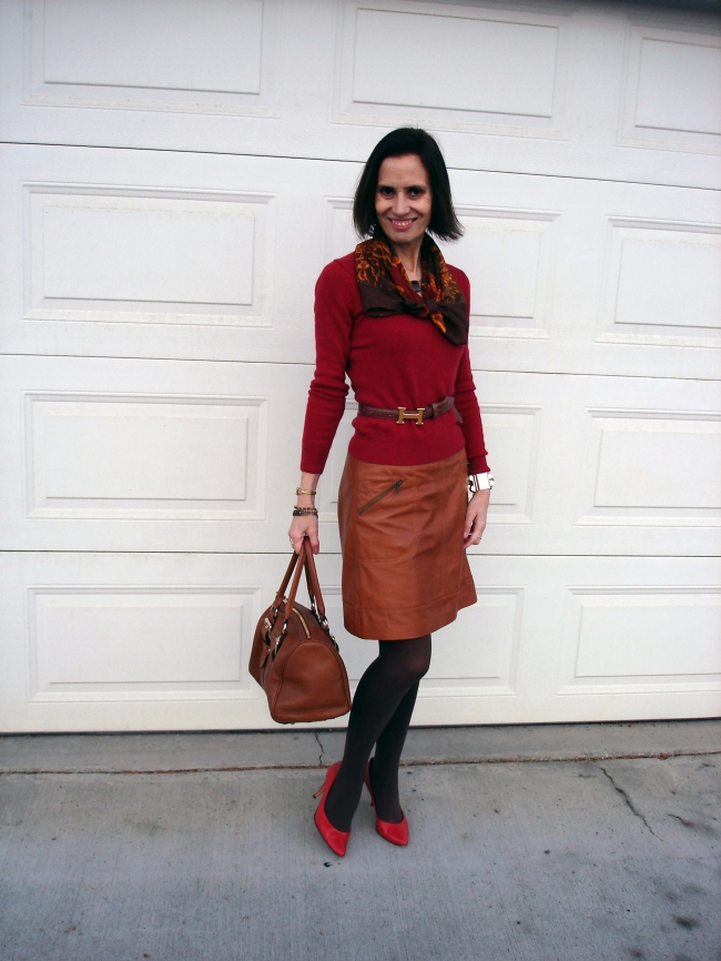 #over40  Fall work outfit| High Latitude Style | http://www.highlatitudestyle.com