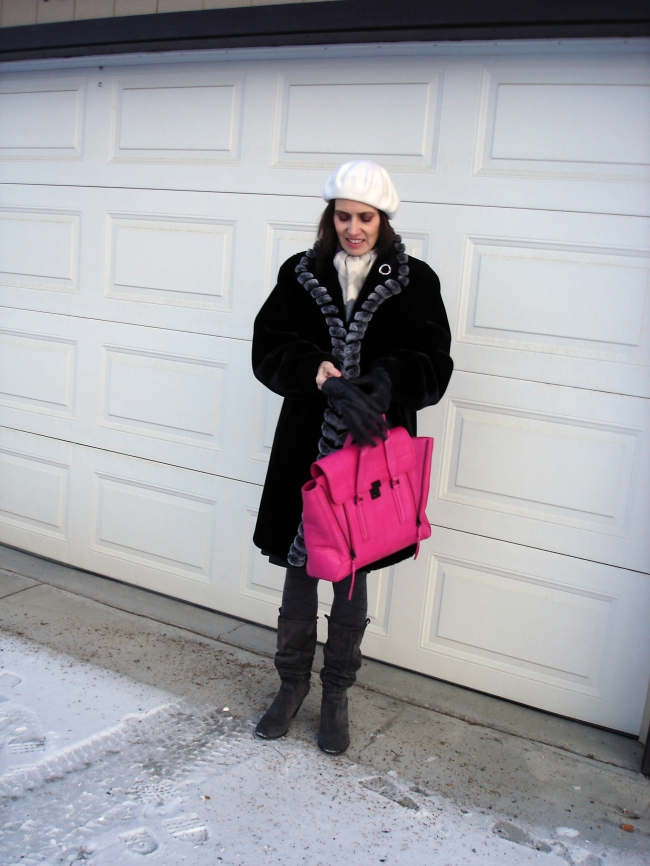 styleover40 Winter outerwear