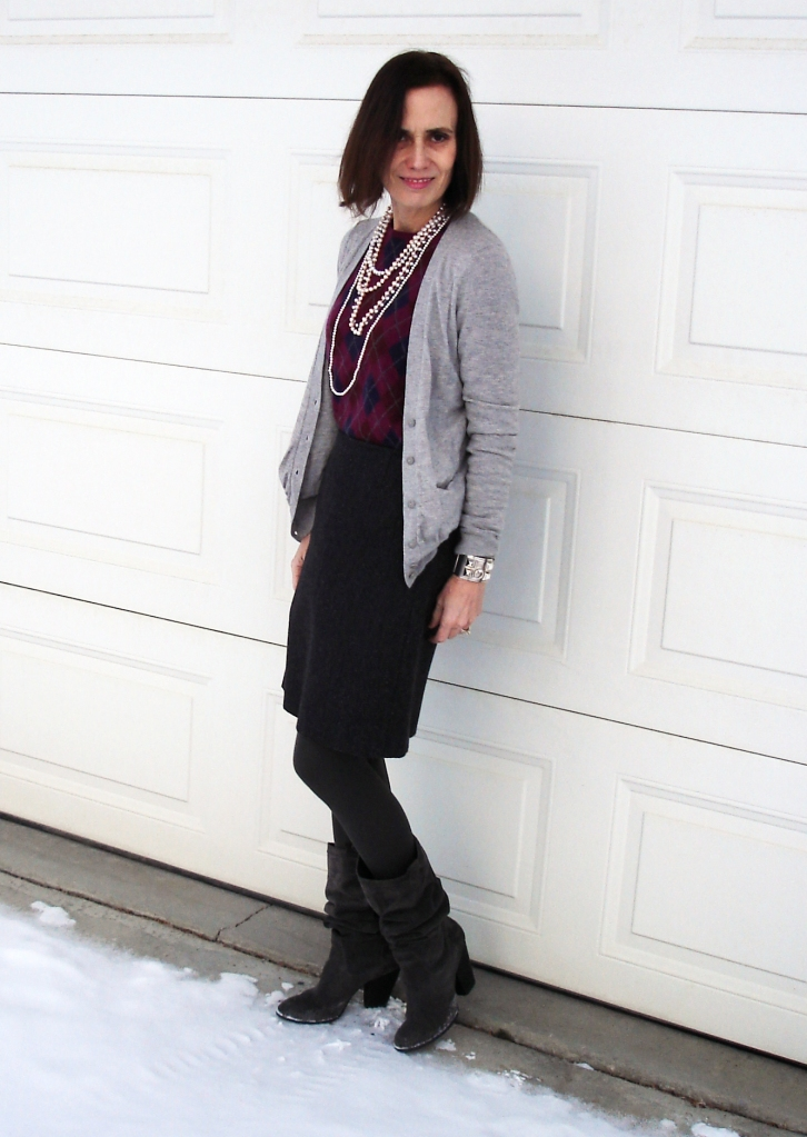 #over40 Mature work outfit | High Latitude Style | http://www.highlatitudestyle.com