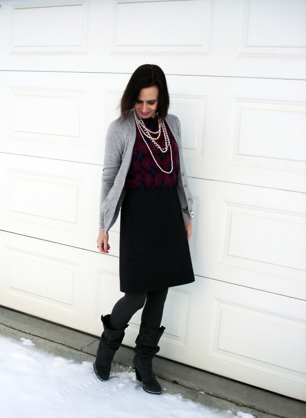 fashion over 50 work outfit with LBD