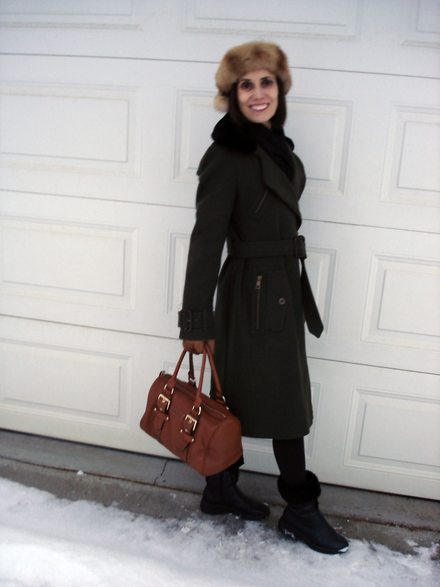 #over40 Streetstyle winter outerwear  | High Latitude Style | http://www.highlatitudestyle.com
