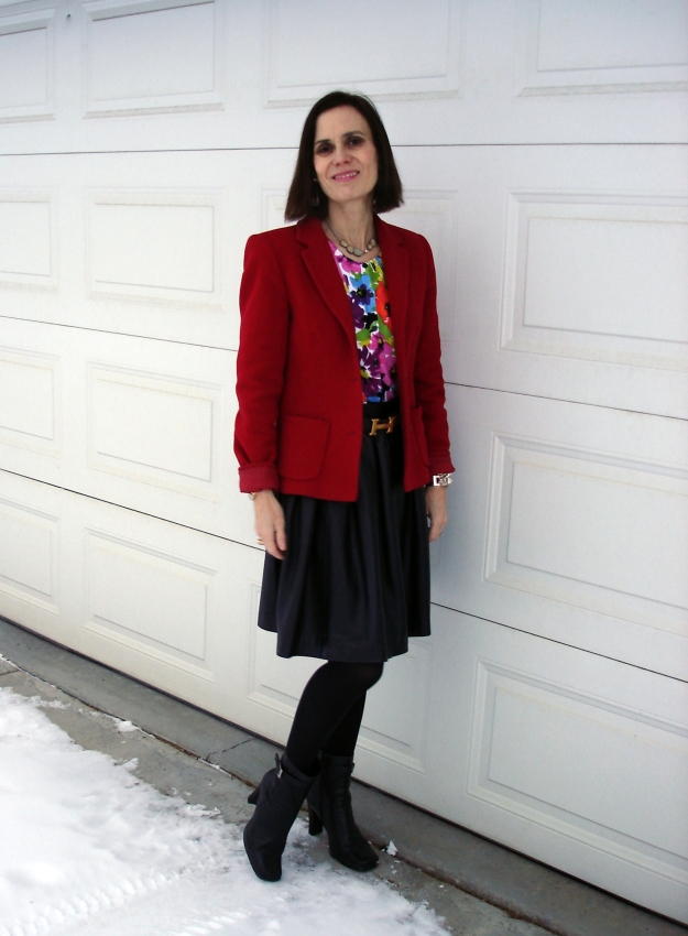 #over40 Work outfit  | High Latitude Style | http:/www.highlatitudestyle.com