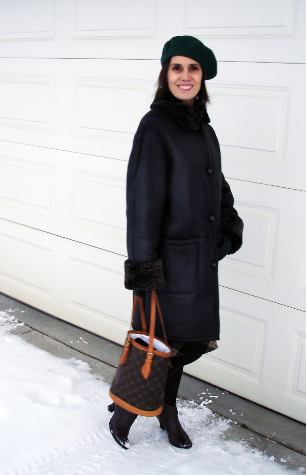 #over40 Winter look  | High Latitude Style | http://www.highlatitudestyle.com