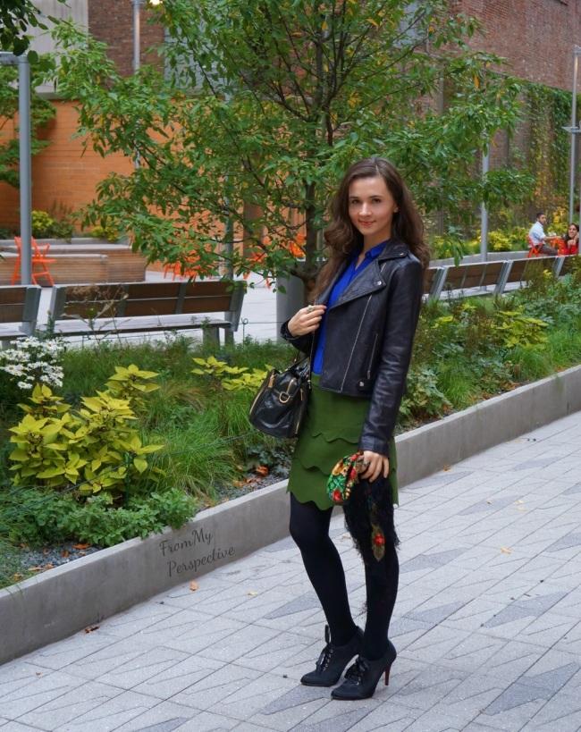 High Latitude Style spotlight Alina