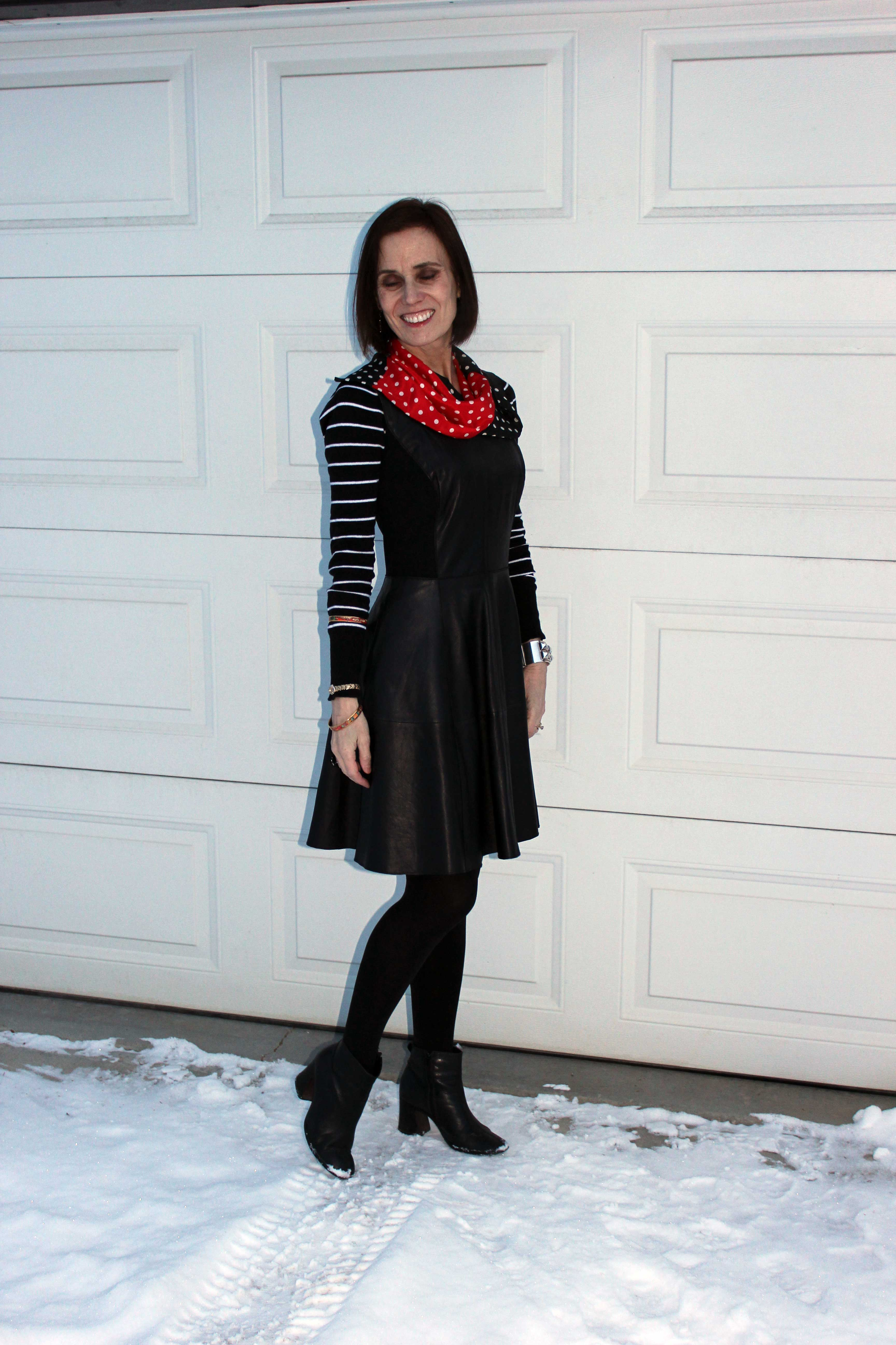 Striped Sleeves 4 Lbd  High Latitude Style-5301