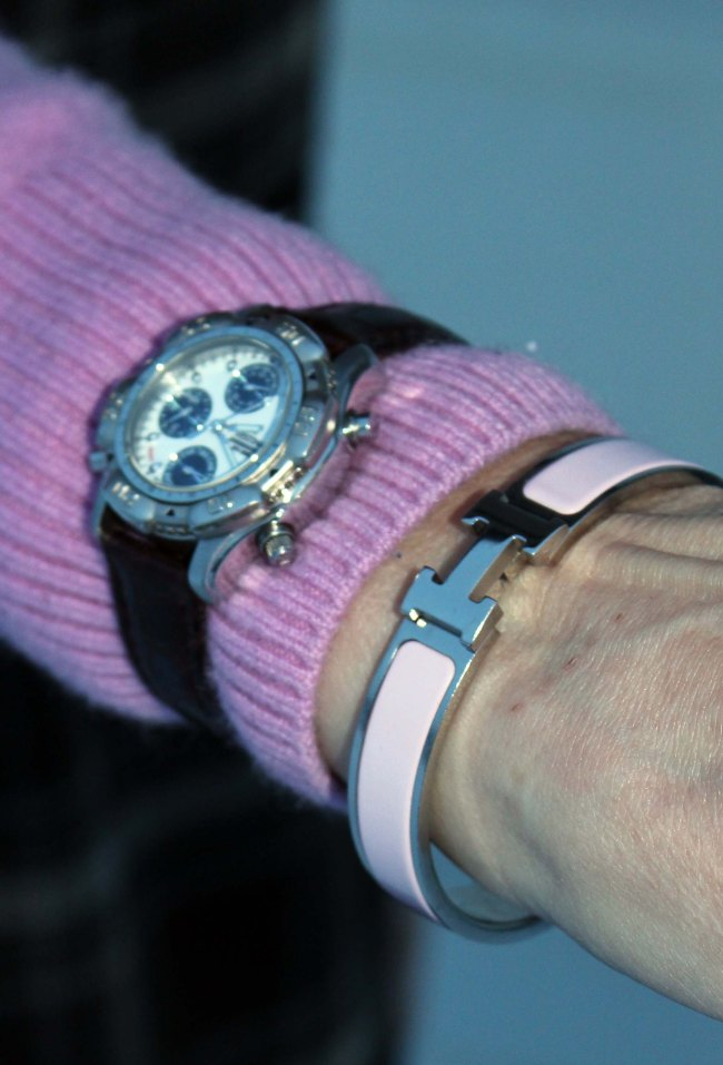 #accessories Watch and bracelet High Latitude Style | http://www.highlatitudestyle.com