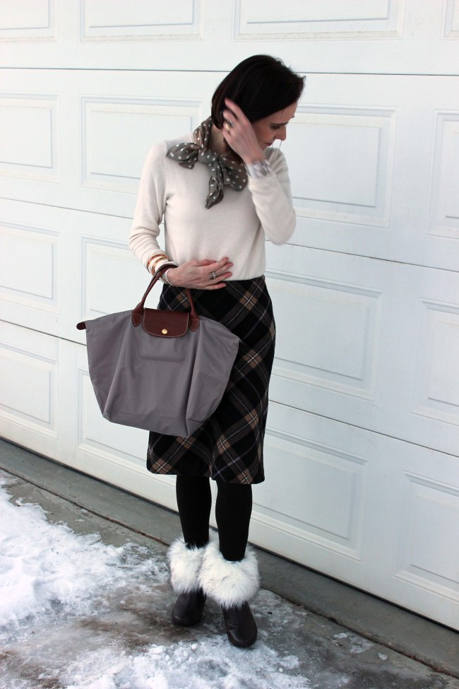 #Top-of-the-Boot #office-style #mature-women #over40 Winter office look http://www.highlatitudestyle.com
