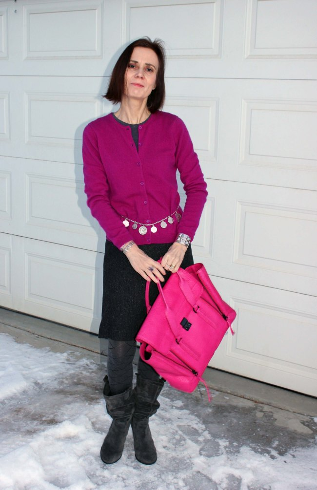 Mature women winter office look  | High Latitude Style | http://www.highlatitudestyle.com