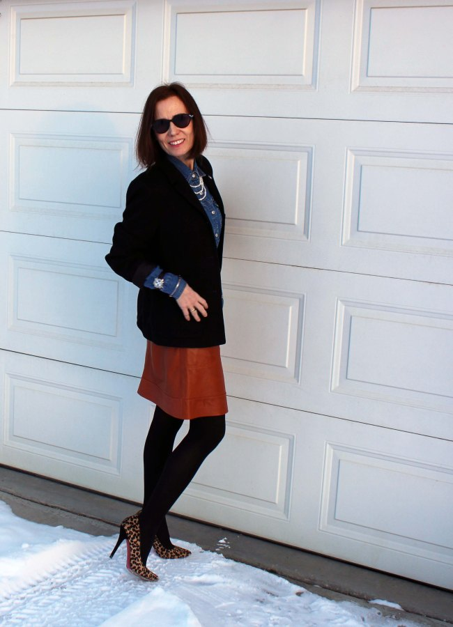 midlife women in work outfit
