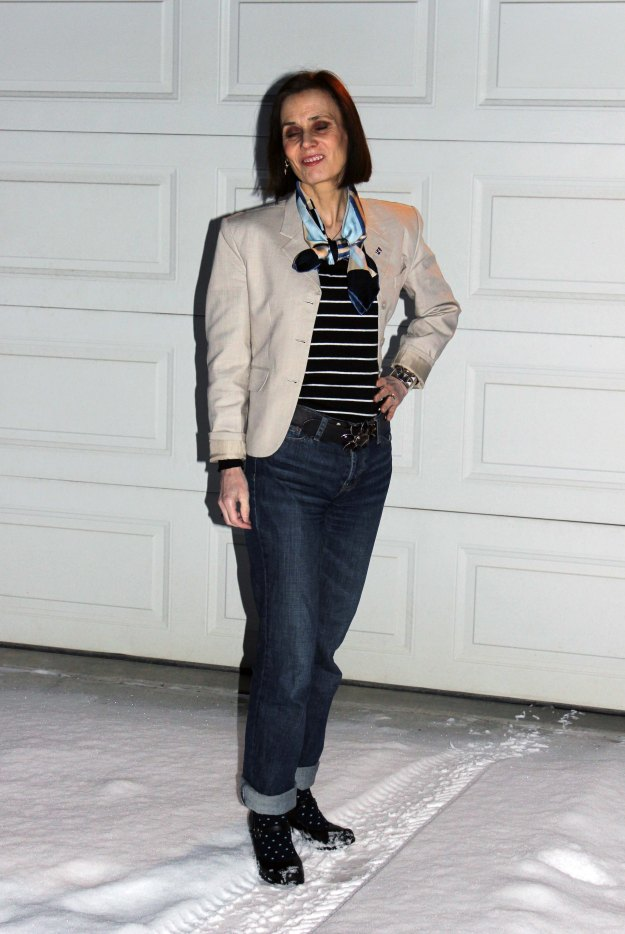 #over40 Stylish Casual Friday look  | High Latitude Style | http://www.highlatitudestyle.com