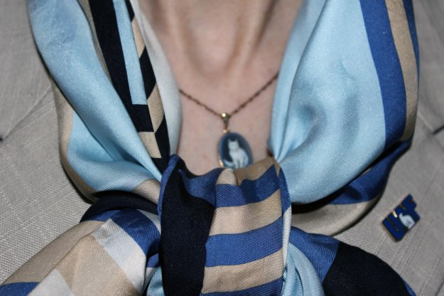 Cat necklace  | High Latitude Style | http://www.highlatitudestyle.com
