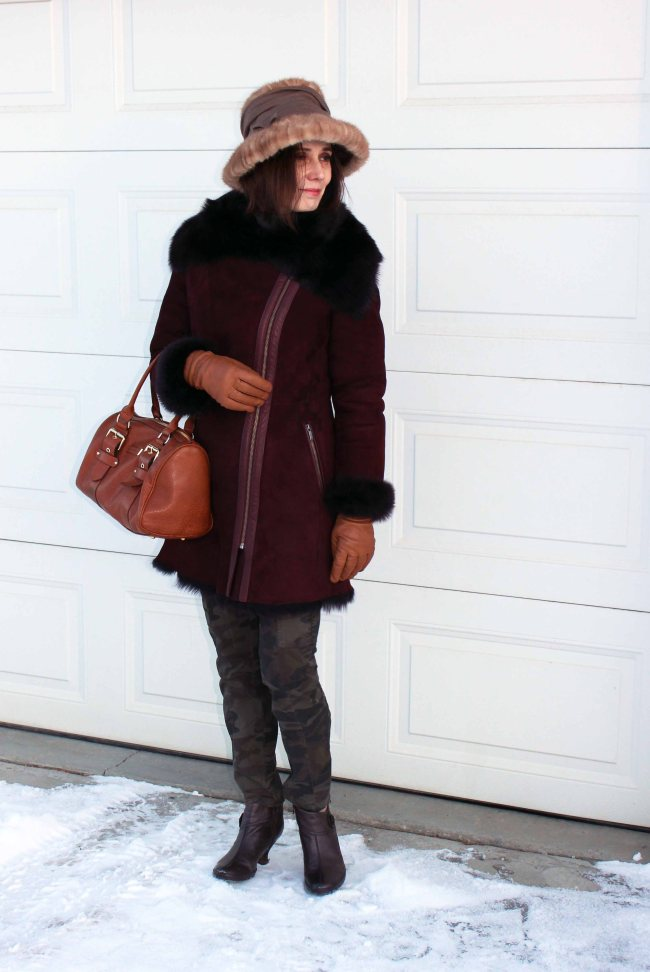 #over40 winter look over 40 | High Latitude Style | http://www.highlatitudestyle.com