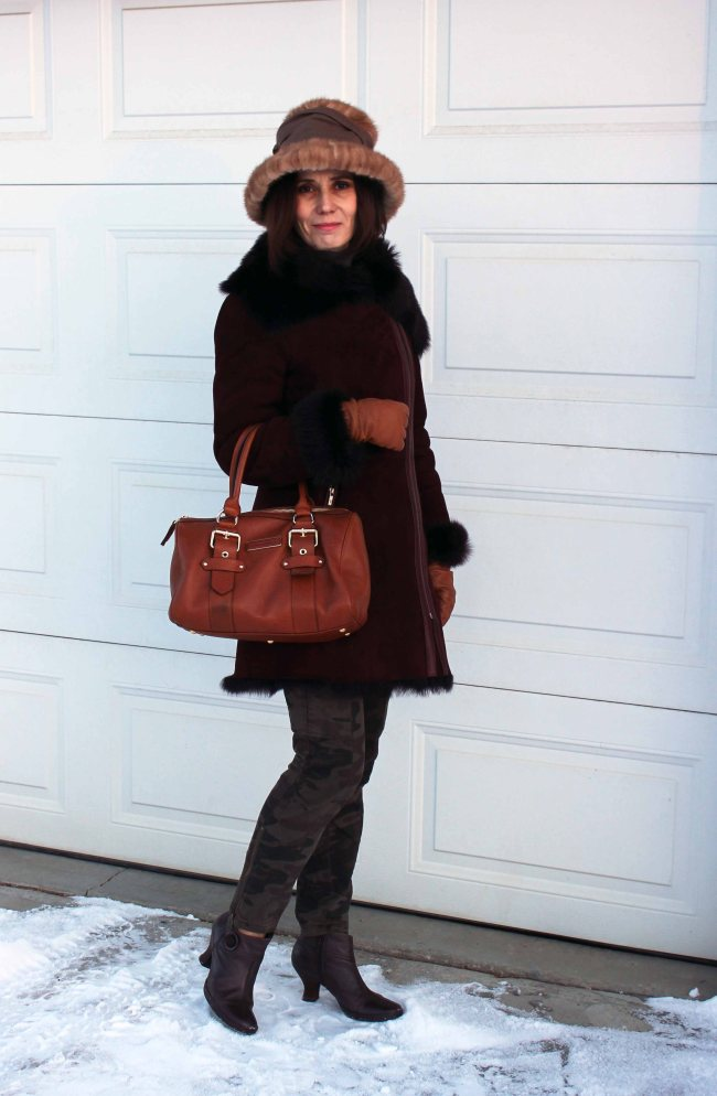 #over40 winter look for over 40 | High Latitude Style | http://www.highlatitudestyle.com