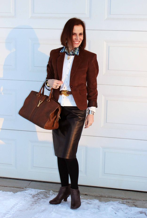 fashion over 40 office look over 40