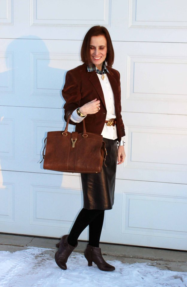 style over 40 office look