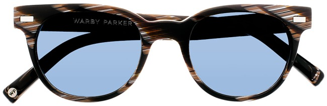 Warby Parker Duckworth sunglasses