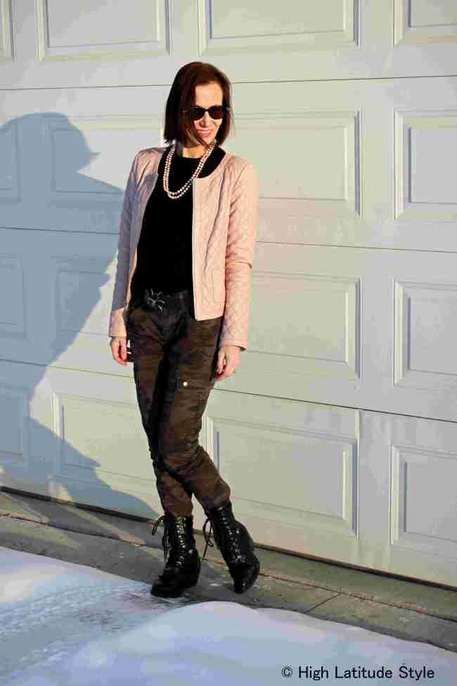 #over40 #streetstyle   | High Latitude Style | http://www.highlatitudestyle.com