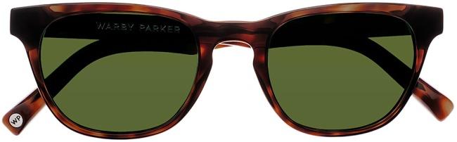 Warby Parker Preston sunglasses