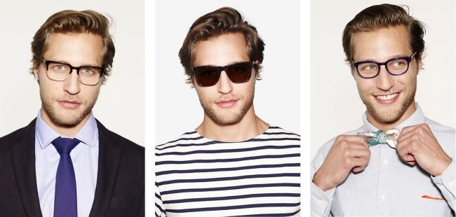 Warby Parker men sunglasses