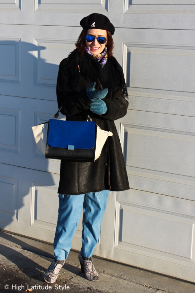 #over-40-fashion Winter look  | High Latitude Style | http://www.highlatitudestyle.com