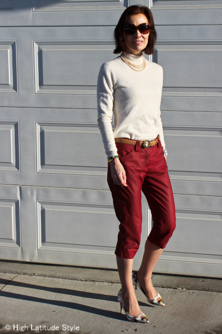 #mature-women-fashion Classic American outfit  | High Latitude Style \ http://www.highlatitudestyle.com
