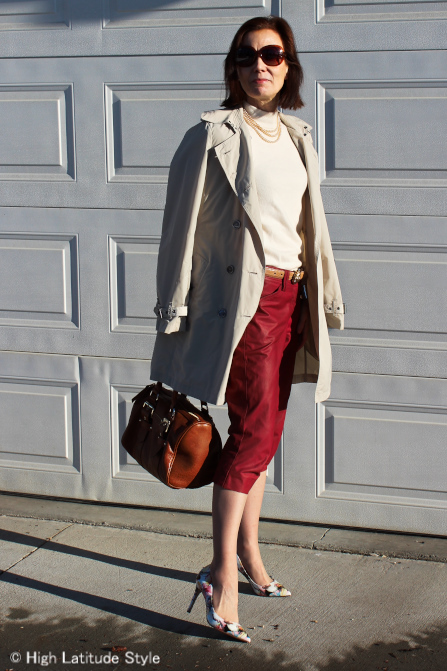 #over-40-style Classic American outfit  | High Latitude Style \ http://www.highlatitudestyle.com