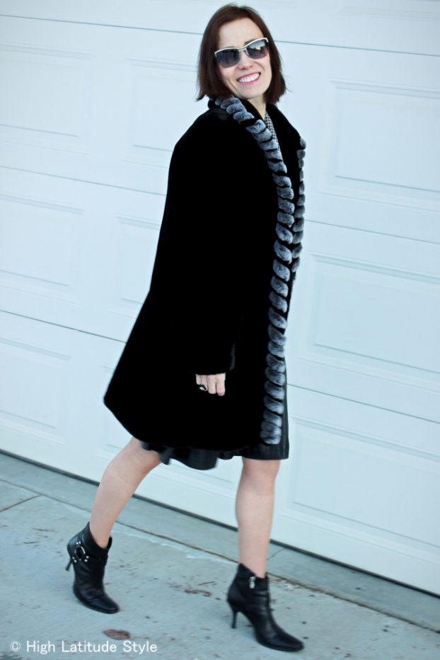 #over-40-fashion Winter look for mature women  | High Latitude Style | http://www.highlatitudestyle.com