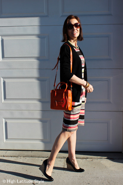 #over40 workoutfit | High Latitude Style | http://www.highlatitudestyle.com