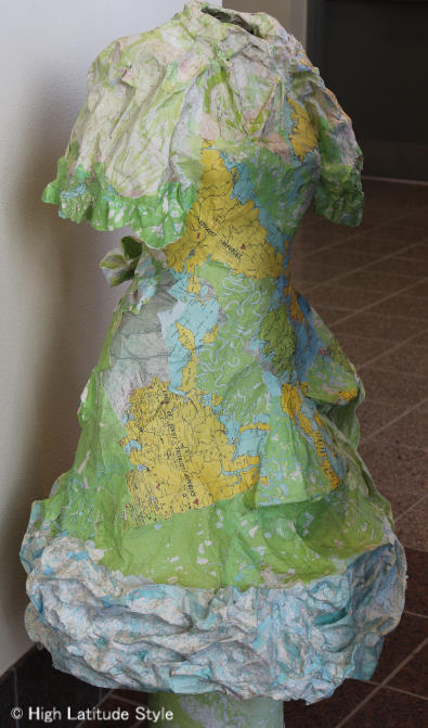 #fashionandart unwearble gown