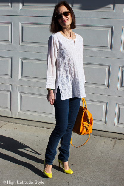 fashion over 40 Casual look | High Latitude Style |http://www.highlatitudestyle.com