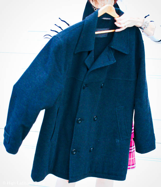 #pea coat #fashionhistory http://www.highlatitudestyle.com