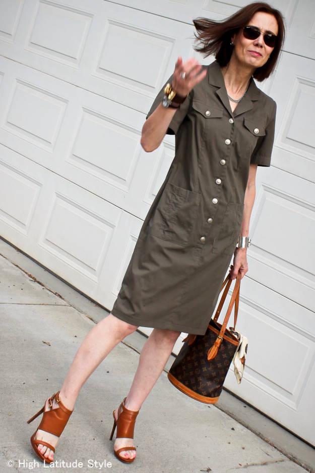 #fashionover40 #fashionover50 ageless menswear outfit | High Latitude Style | http://www.highlatitudestyle.com
