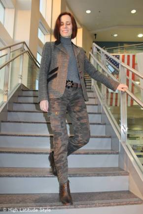 #over40fashion Mature casual outfit | High Latitude Style | http://www.highlatitudestyle.com