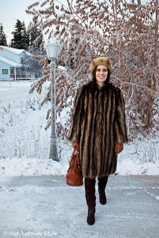 #over40fashion Classic winter outfit | High Latitude Style | http://www.highlatitudestyle.com