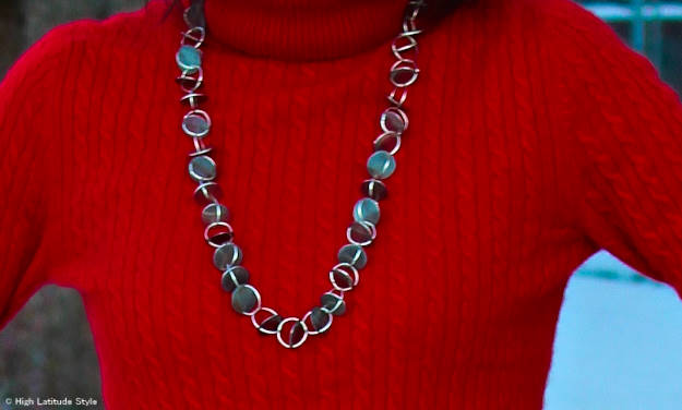 #jewelryover40 DIY necklace for mature women http://wp.me/p3FTnC-2Do
