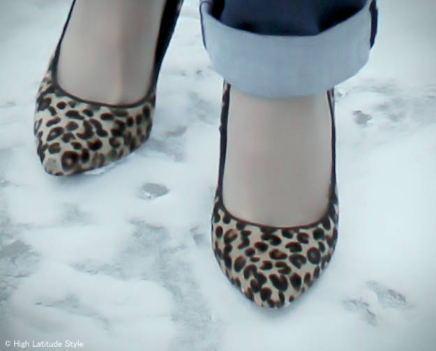 Leopard print pumps  | High Latitude Style | http://www.highlatitudestyle.com