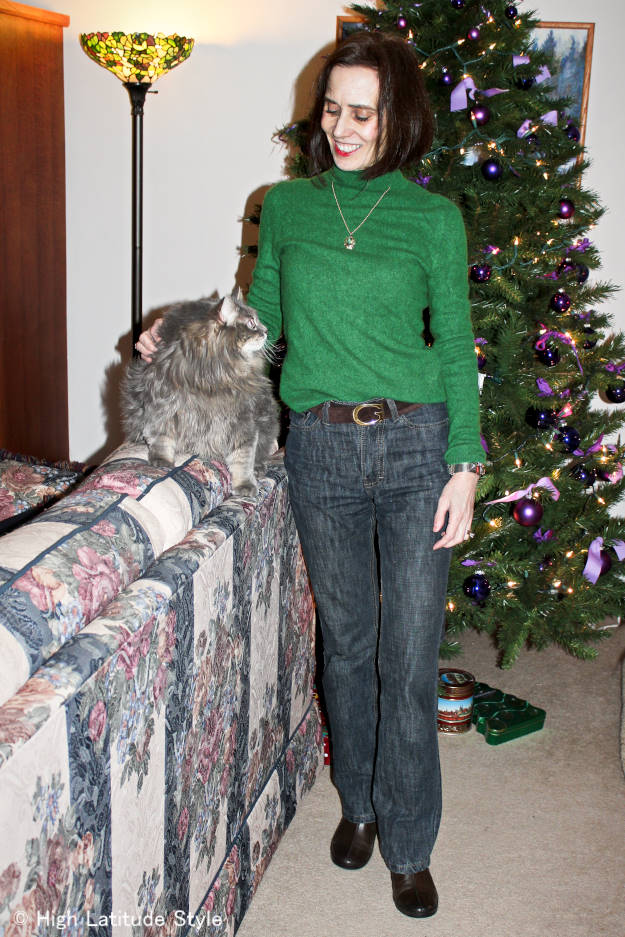 #over40 casual winter weekend look   High Latitude Style   http://www.highlatitudestyle.com