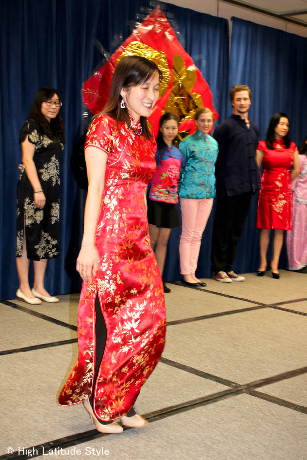 Chinese wedding dress  | High Latitude Style | http://www.highlatitudestyle.com