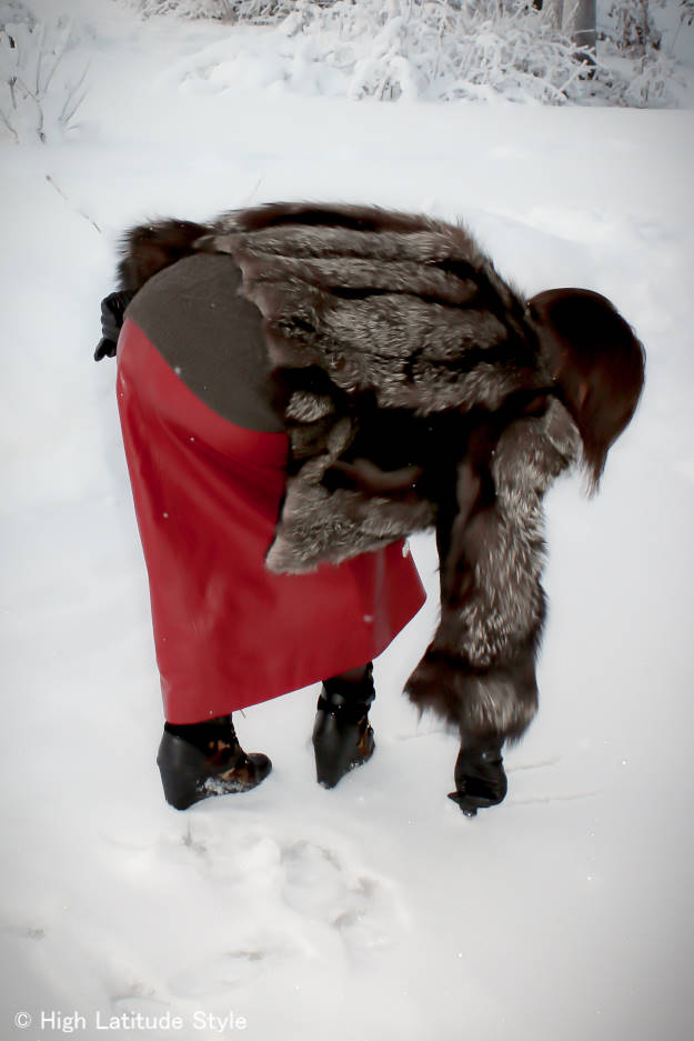 #over+40+fashion Casual feminine winter look  | High Latitude Style | http://www.highlatitudestyle.com