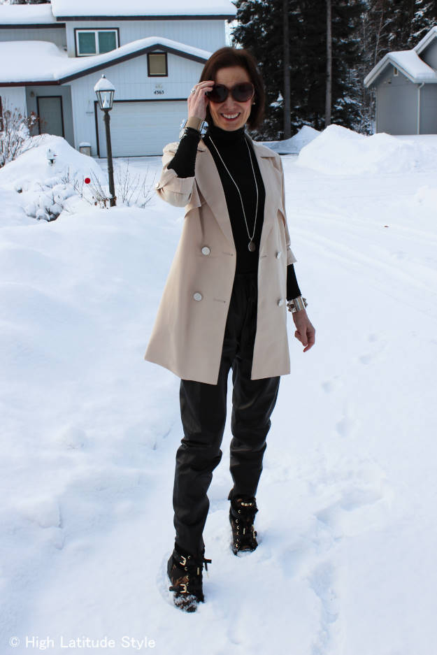 #over40 #over50 work outfit for casual Friday | High Latitude Style | http://www.highlatitudestyle.com